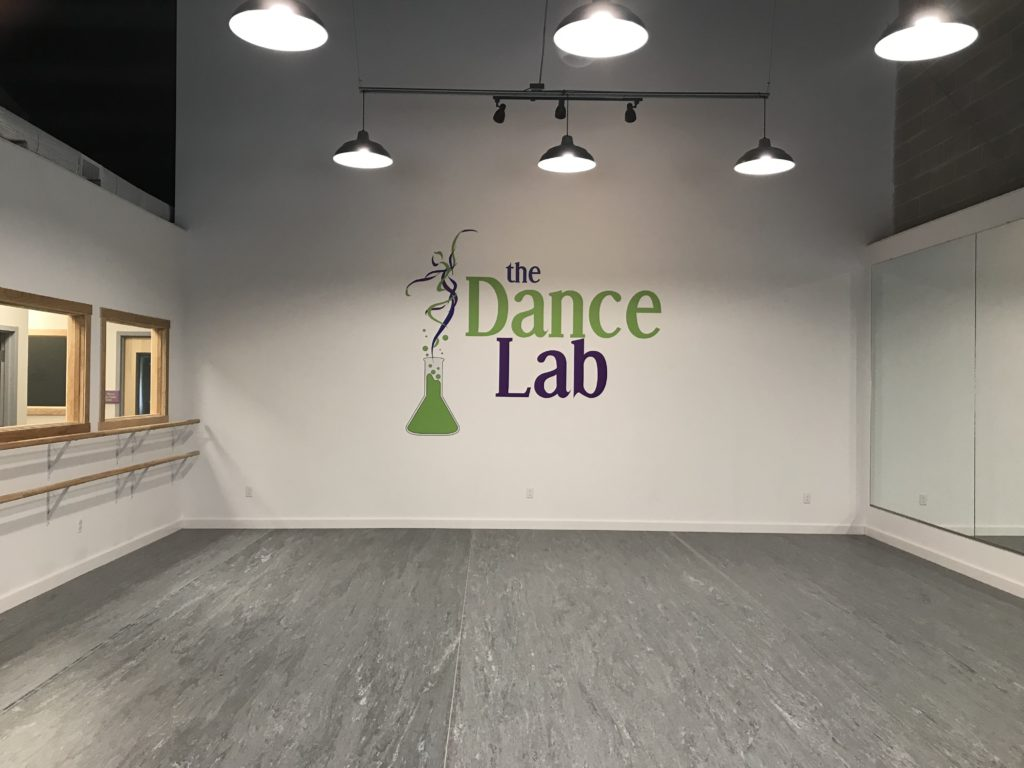The Dance Lab Saratoga Springs Studio